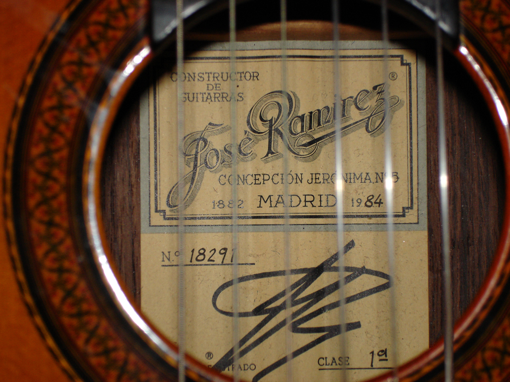Jose Ramirez Label